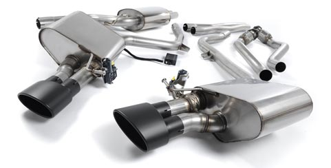 Audi RS6 C7 4.0V8 biturbo ValveSonic exhaust system